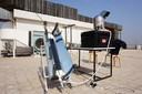 Dispositivo portátil usa energia solar para esterilizar equipamentos médicos